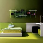 Amazing Green Teen Room 2011
