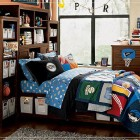 Basket Ball Teen Bedroom