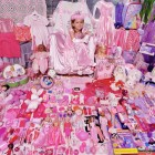 Beautiful Pink Princess Room