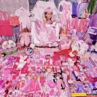 Beautiful Pink Princess Room