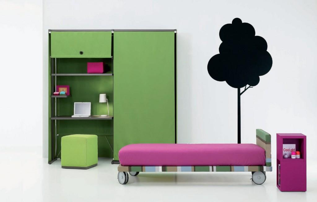 Beautiful Teen Room Render 2011