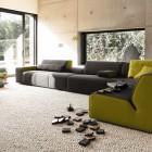 Black Green Sofa Sets by COR