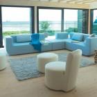Blue Sofa Sets by COR
