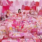 Candy Pink Girls Room