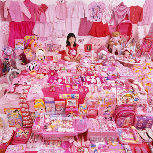 Inspiring pink themed girls rooms bedroom furniture for Candy themed bedroom ideas