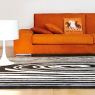 Contemporary Zebra Patterns Rugs from Dhesja