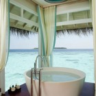 Cool Bathubs Anantara Kihavah Villas