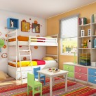 Cool Kids Room Design