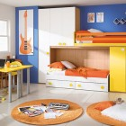 Cool Storage Bunkbeds Kid's Bed Rooms