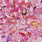 Cute Girl Pink Room