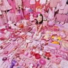 Cute Girl Pink Room