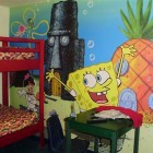 Decorate a Childs Bedroom Spongebob