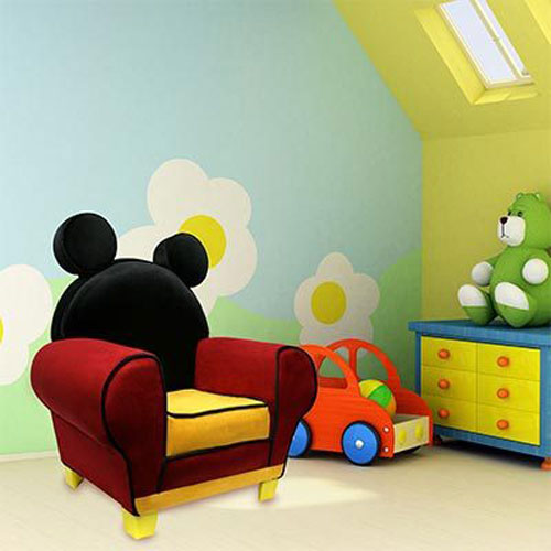 Mickey mouse bedroom and furniture set bedroom design ideas interior design ideas - Mickey mouse bedroom furniture ...