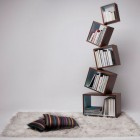 Equilibrium Bookcase Malagana Design