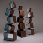 Astonishing Equilibrium Bookcase by Malagana Design