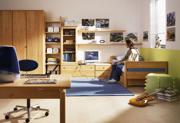 Geek cool kids room themed interior design ideas for Geek bedroom ideas