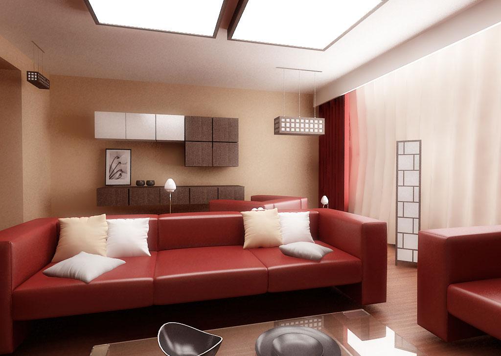 Exotic Red Sofa Design Trends - Furniture Design Ideas ...