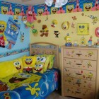 Kids Room Decor Ideas Spongebob