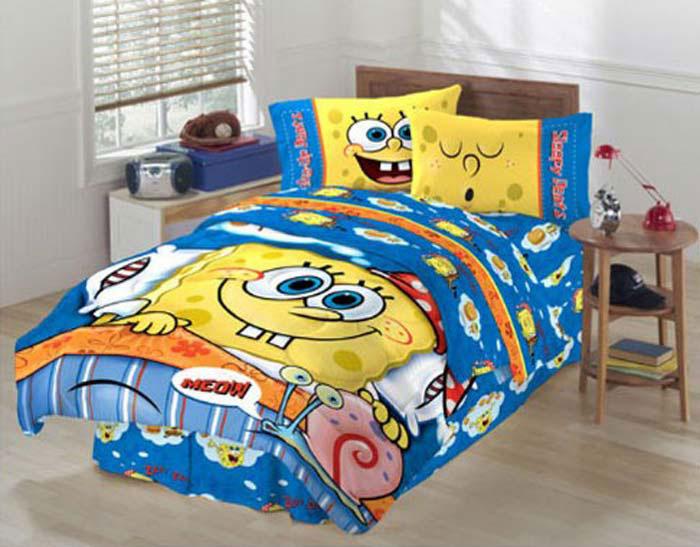 kids room furniture spongebob interior design ideas