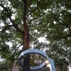 Lampposts Circular Shape