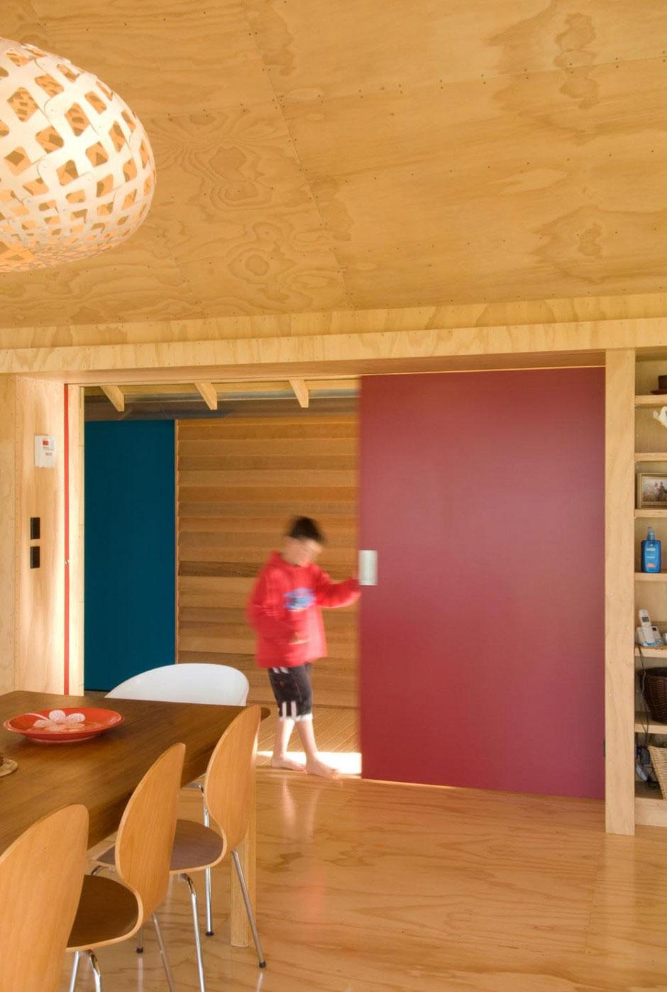 Large Slide Door Shoal Bay House
