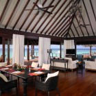 Living Room Anantara Kihavah Villas