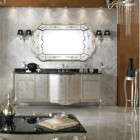 Luxury and Captivating Classic Bathroom Furniture Lineatre