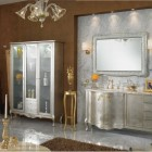 Luxury and Charming Classic Bathroom Furniture Lineatre