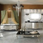 Luxury Classic Bathroom by Lineatre