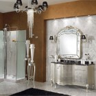 Luxury and Excellent Classic Bathroom Furniture Lineatre