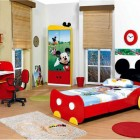 Mickey Mouse Bedroom and Furniture Set