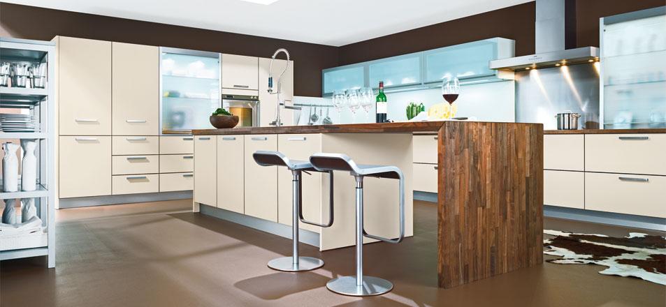 Minimalist German Kitchens by Schueller