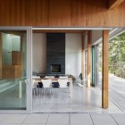 Multifunctional Aluminum Sliding Doors Shuswap Cabin by Splyce Design