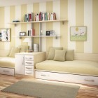Natural Kids Room Design