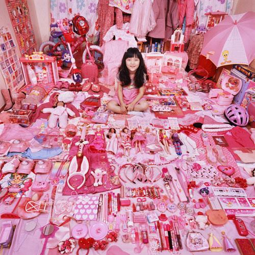 Pink Barbie Girls Room Inspiering