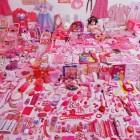Pink Cute Girls Room