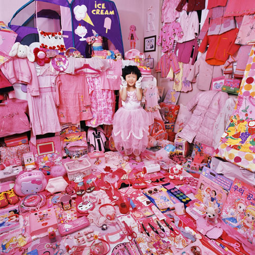 Pink Pixie Girls Room