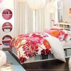 Pink Teenage Bedrooms Modern