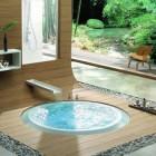 Plump Overflow Bathtubs from Käsch German