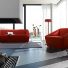Minimalist Living Room Sofa Sets by Cor