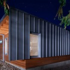 Side Wall Use of Plate Shuswap Cabin by Splyce Design