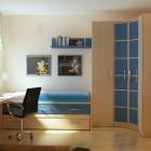 Simple Kids Room Design