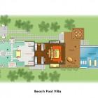 Sketch Beach Pool Anantara Kihavah Villas
