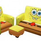 Spongebob Sofa For Kids