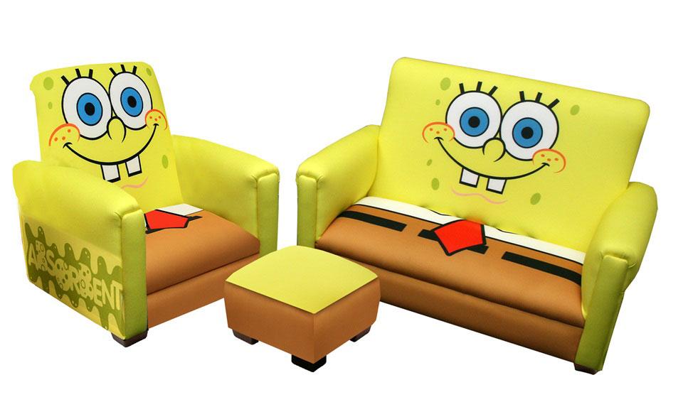 Spongebob Sofa For Kids