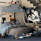 11 Modern and Cool Teen Bedroom Designs
