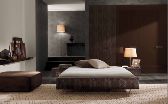Wonderful And Classy Bedrooms from Mobileffe