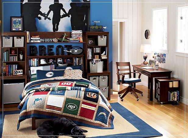 7 Inspiring Kid Room Color Options For Your Little Ones: Room Designs For Teenage Boys