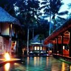 Amazing Lighting Arrangemente Como Shambhala Resort