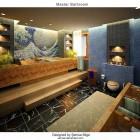 Amazing Master Bathroom Full Art by Semsa